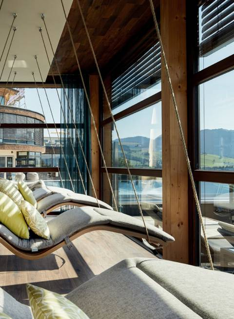 Current offers: A holiday in the new Bergkristall