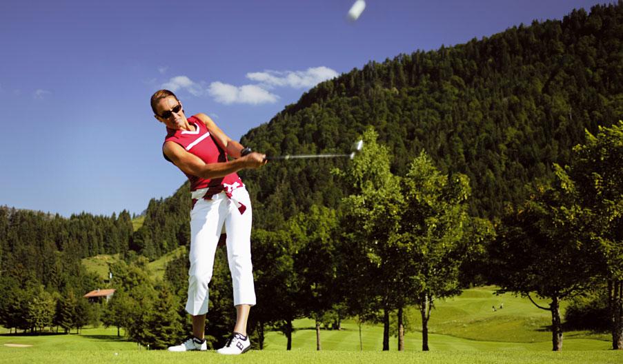 Golf in oberstaufen for Oberstaufen golf