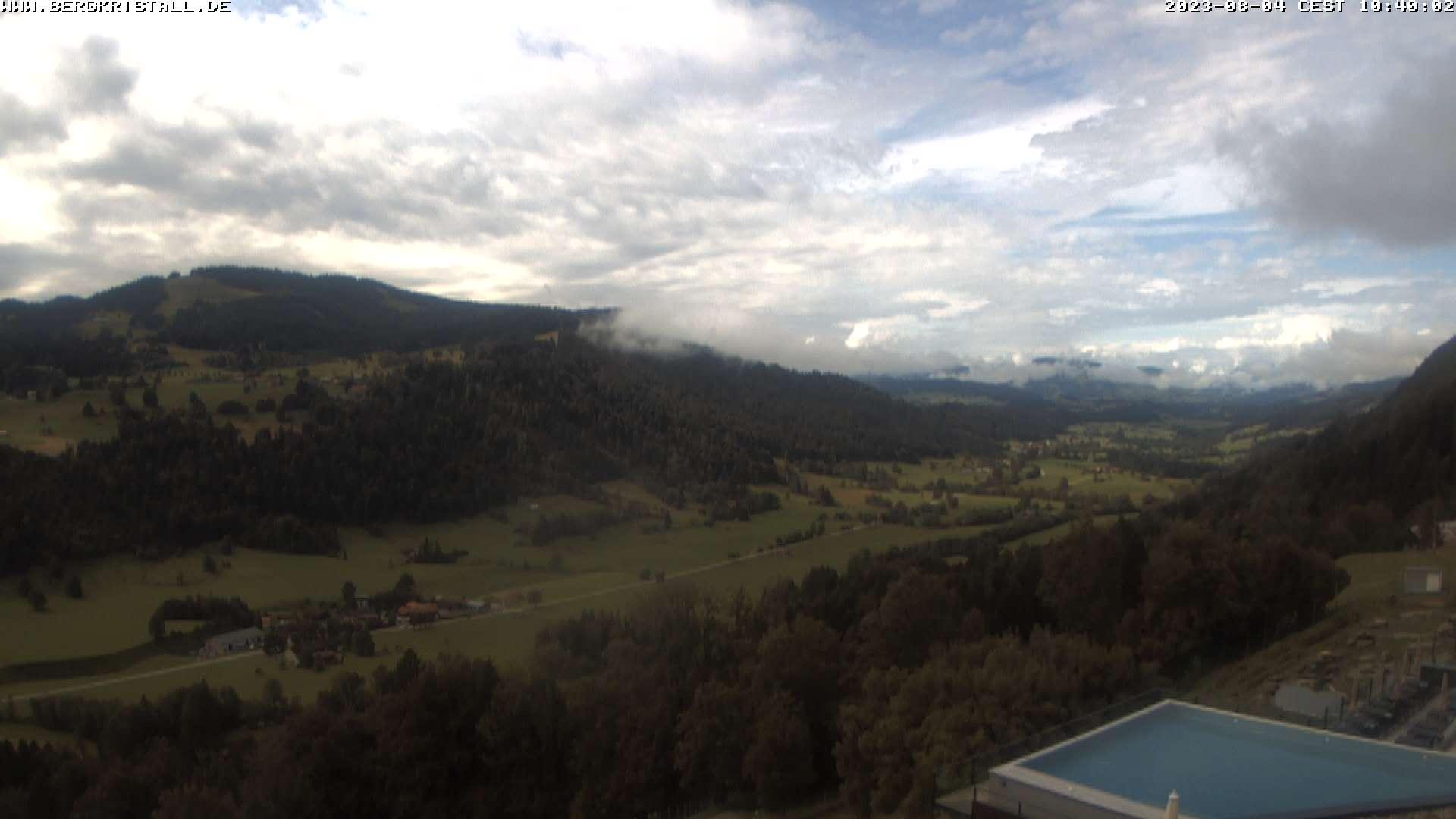 Webcam Resort Bergkristall